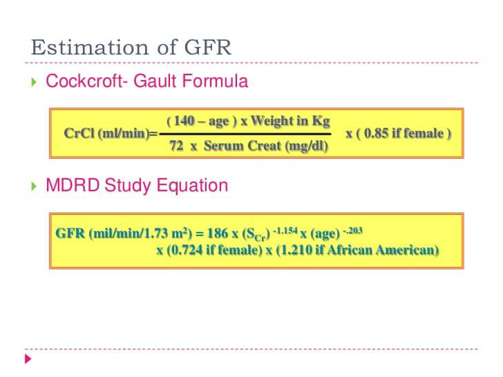 Image result for GFR