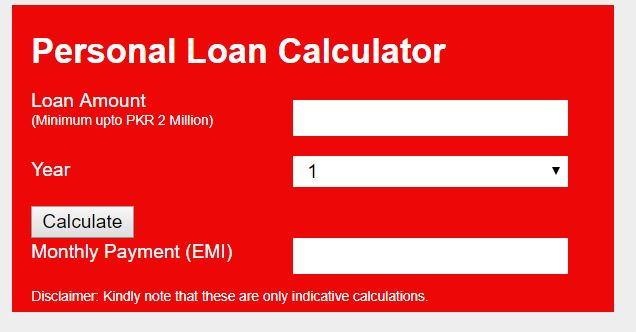 Personal Loan Calculator - Calculatorall.com