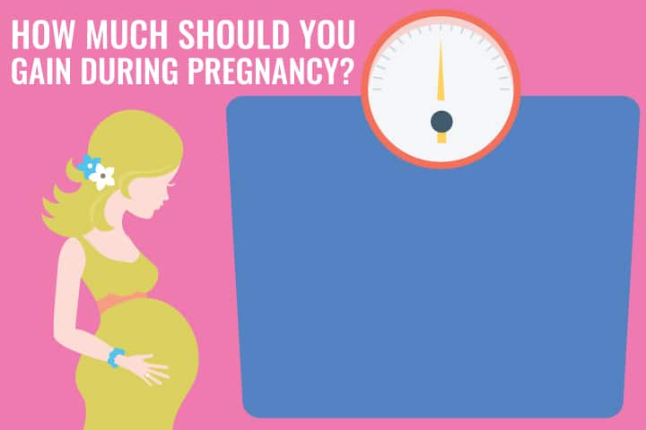 Bmi calculator and healthy weight gain during pregnancy.